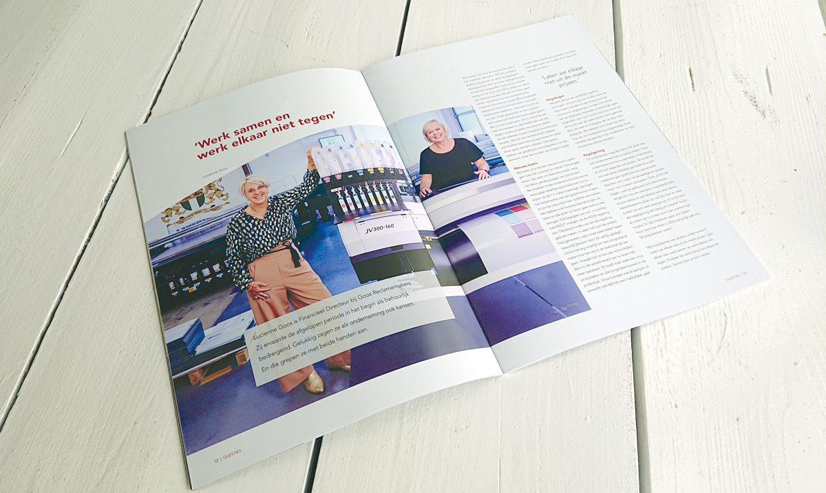 Questies magazine (Facet Accountants), zomer 2020